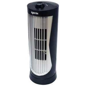 **BULK DEAL** 110x IGENIX 12″ MINI TOWER FAN