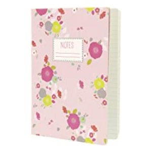 CAMDEN FLORAL EXERCISE BOOK