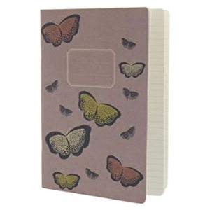 BIRDS/BUTTERFLIES EXERCISE BOOK