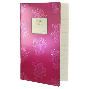 CERISE TREES EXERCISE BOOK