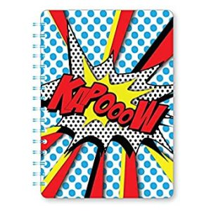 ART ICONS A5 NOTEBOOK KAPOOOW PK3