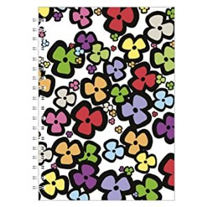 BRIGHT FLORAL A5 NOTEBOOK
