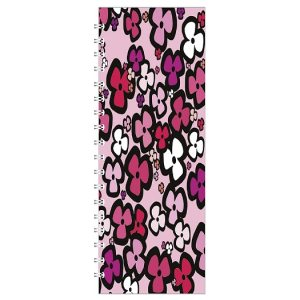 BRIGHT FLORAL A5 NOTEBOOK PINK