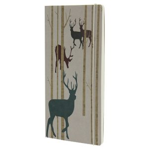WOODLAND KRAFT STAG A5 NOTEBOOK