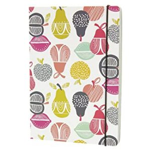 RETRO ORCHARD A5 NOTEBOOK