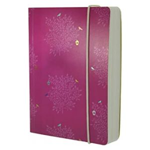 CERISE TREES A6 NOTEBOOK