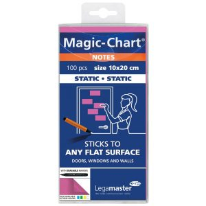 LEGAMASTER MAGIC CHART NOTES PINK