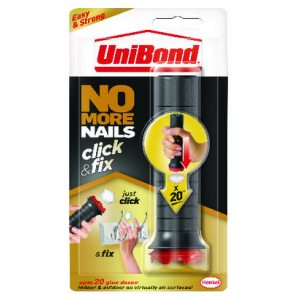 UNIBOND NO MORE NAILS CLICK N FIX 30GM