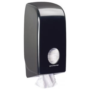 AQUARIUS BULK PACK DISPENSER BLACK