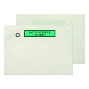 GO SECURE A5 PAPER DOC ENCLSD PK1000