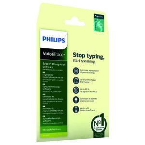 PHILIPS SPEECH RECOGNITION SOFTWARE