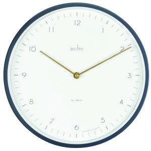 ACCTIM BRONX 30CM WALL CLOCK METAL