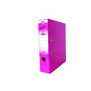 CONCORD IXL SELECTA LARCHFILE A4 PINK 10 PACK