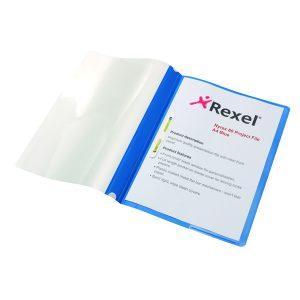 NYREX80 PROJECTFILE A4 BLUE PK5 13045BU